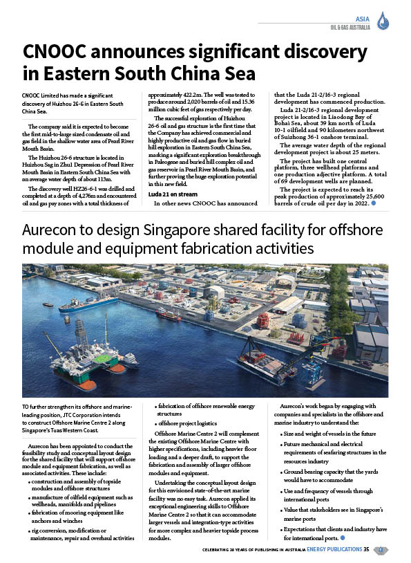 Oil & Gas Australia – July 2020 – Page 37
