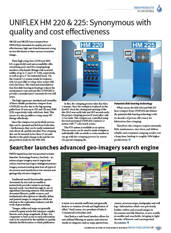Oil & Gas Australia – July 2020 – Page 39