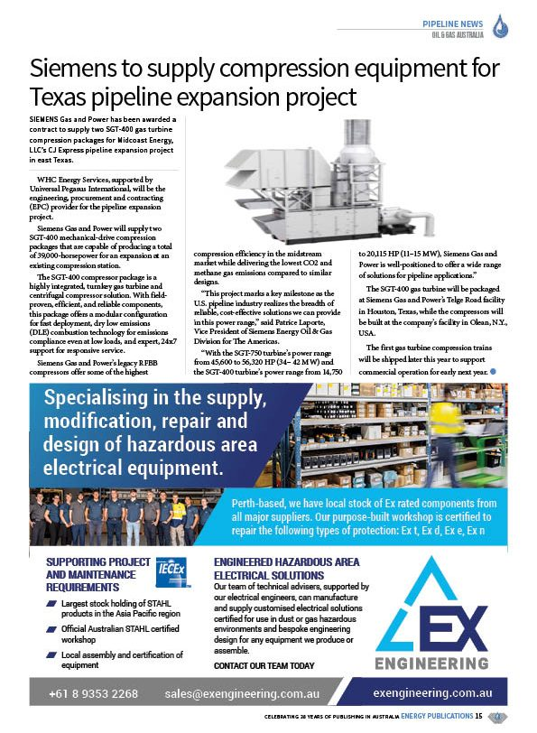 Oil & Gas Australia – May 2020 – Page 17