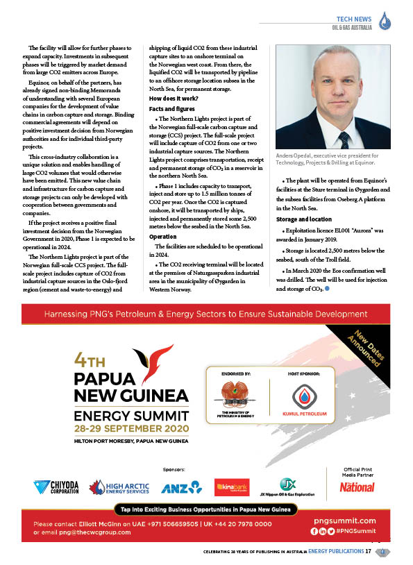 Oil & Gas Australia – May 2020 – Page 19
