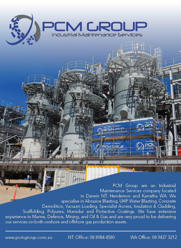 Oil & Gas Australia – May 2020 – Page 2