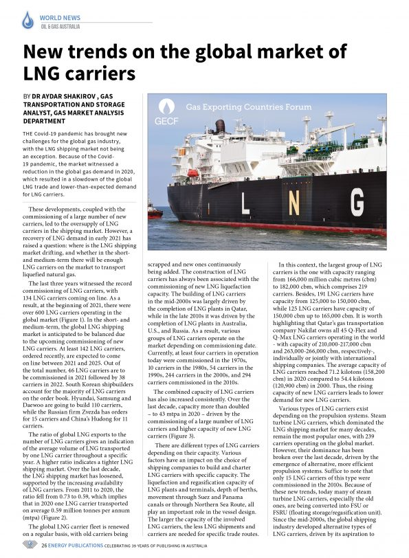 Oil & Gas Australia – May 2021 – Page 28