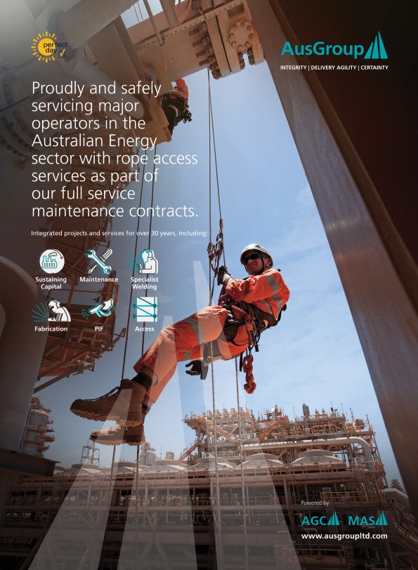 Oil & Gas Australia – May 2021 – Page 44