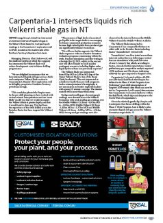 Oil & Gas Australia – October 2020 – Page 15
