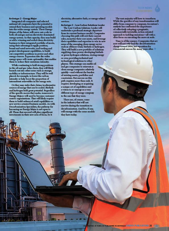 Oil & Gas Australia – October 2020 – Page 23