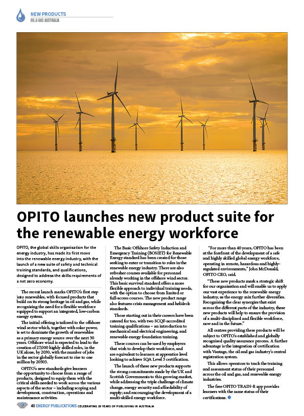 Oil & Gas Australia – October 2020 – Page 42