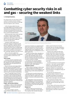 Oil & Gas Australia – October 2019 – Page 22