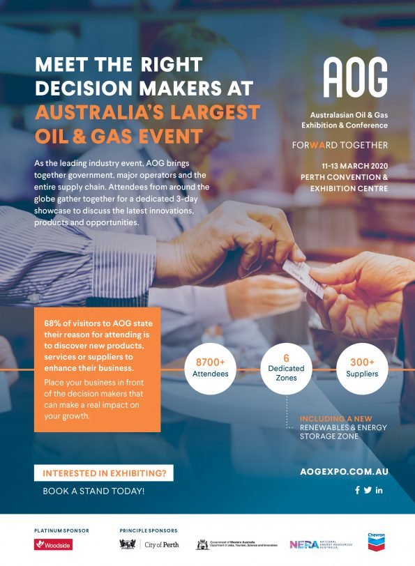 Oil & Gas Australia – October 2019 – Page 23