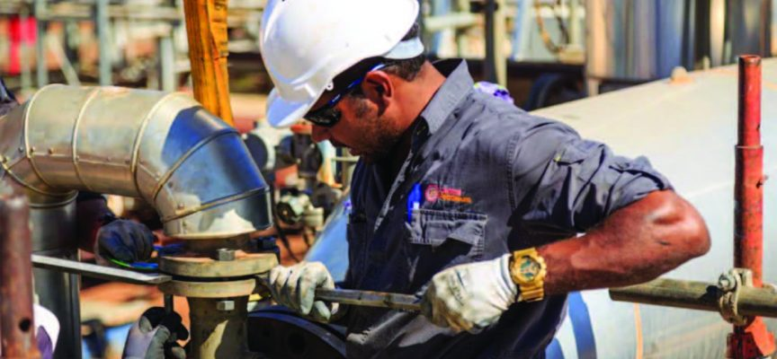 Central Petroleum has high hopes for NT gas
