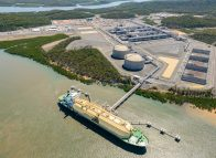 Australia Pacific LNG second train starts production