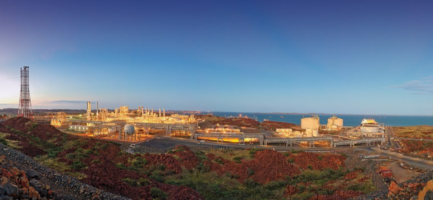 Woodside and GE investigate ways to power WA with LNG