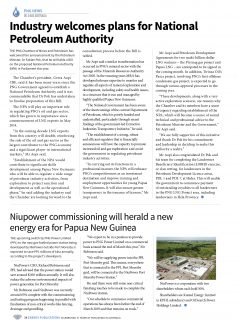 Oil & Gas Australia – May 2019 – Page 34