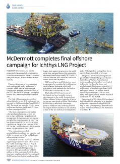 Oil & Gas Australia – May 2019 – Page 6