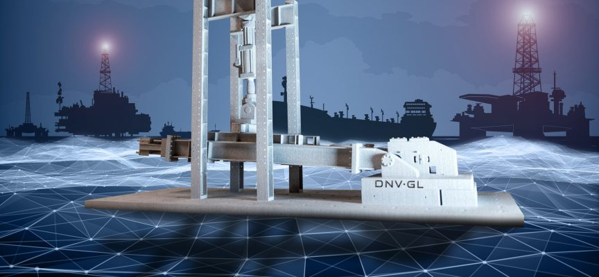 DNV GL and NTU Singapore sign new collaboration in 3D printing deal