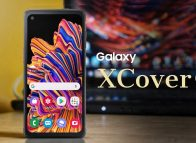 Samsung's Galaxy XCover Pro Smartphone built for business