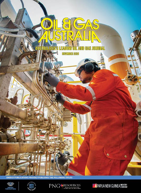 Oil & Gas Australia – November 2020 – Cover