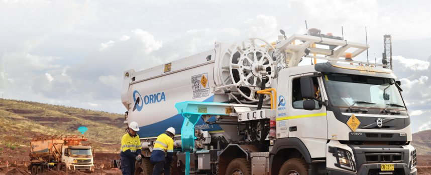 Orica Announces Ambition for Net Zero Emissions by 2050